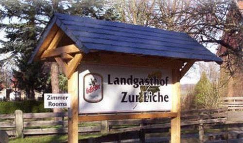 Landgasthaus Zur Eiche Cover Picture
