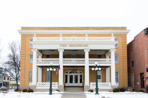 The Sherwood Hotel Cover Picture