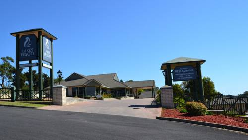 Lakes Resort Mount Gambier Cover Picture