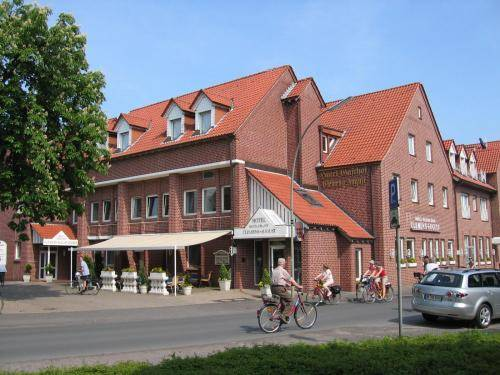 Hotel Restaurant Clemens-August Cover Picture