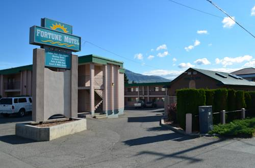 Fortune Motel Cover Picture
