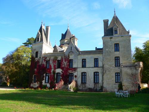 Demeure Château de Ternay Cover Picture