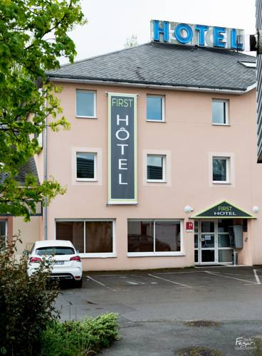 Hotel First Rodez Cover Picture