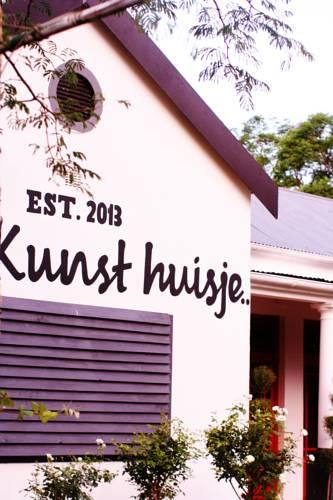 De Kunst Huisje Cover Picture