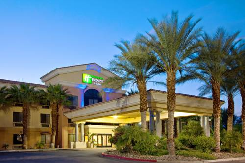Holiday Inn Express Hotel & Suites Cathedral City - Palm Springs Cover Picture