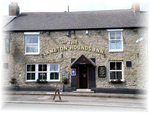 The Lambton Hounds Inn Cover Picture