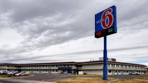 Motel 6 Rock Springs Cover Picture