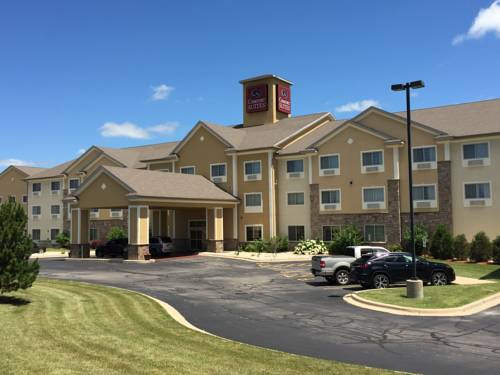 Comfort Suites Johnson Creek Conference Cover Picture