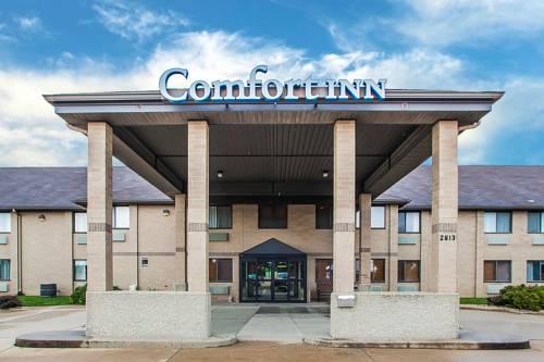 Comfort Inn Marshalltown Cover Picture
