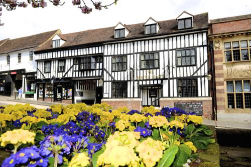 White Hart Hotel Cover Picture