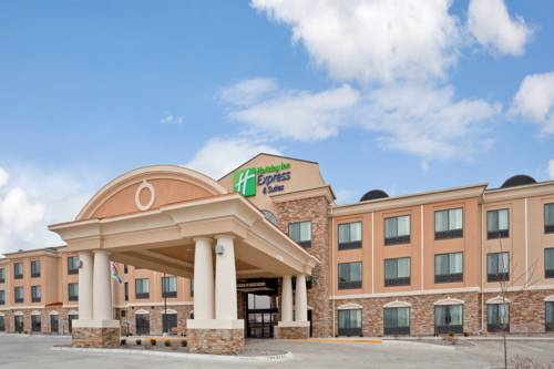 Holiday Inn Express Hays Cover Picture