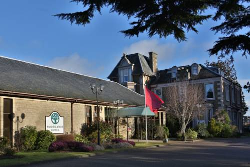 Best Western Woodlands Hotel Cover Picture