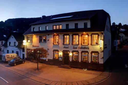 Hotel Restaurant zum Schlossberg Cover Picture