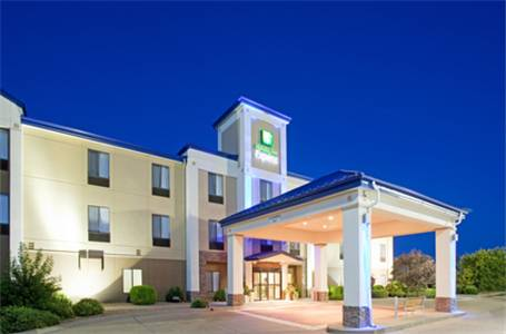 Holiday Inn Express Hotel & Suites Garden City Cover Picture