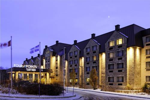 Four Points by Sheraton Quebec Resort Cover Picture