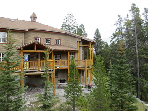 HI-Banff Alpine Centre Cover Picture