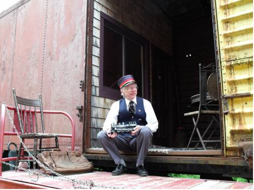 Train Station Inn Cover Picture