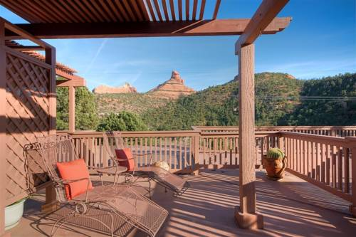 Sedona Views Bed and Breakfast Cover Picture