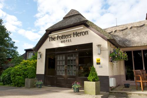 Potters Heron Hotel Cover Picture