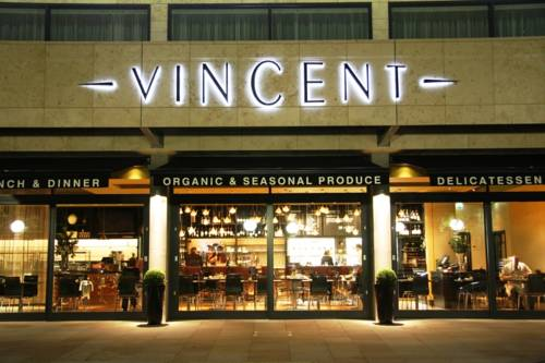 The Vincent Hotel and Spa Cover Picture