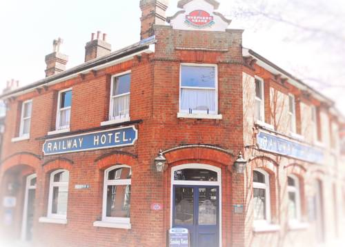 Railway Hotel Cover Picture