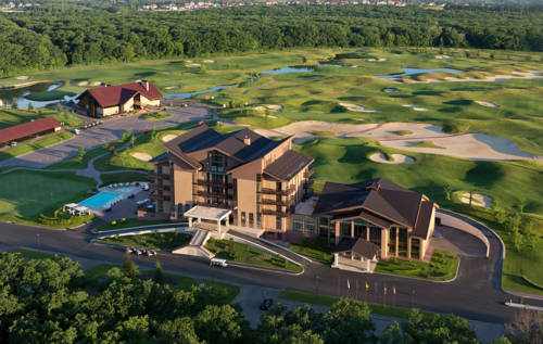 Superior Golf and SPA Resort Cover Picture