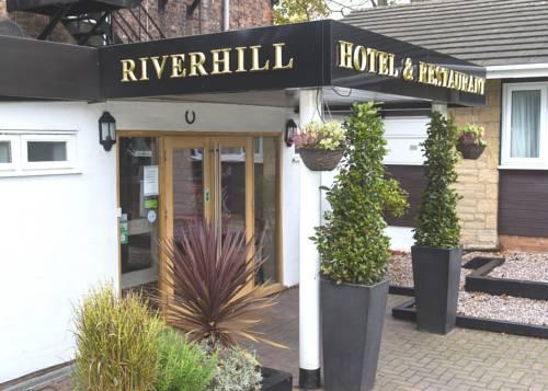 The Riverhill Hotel Cover Picture