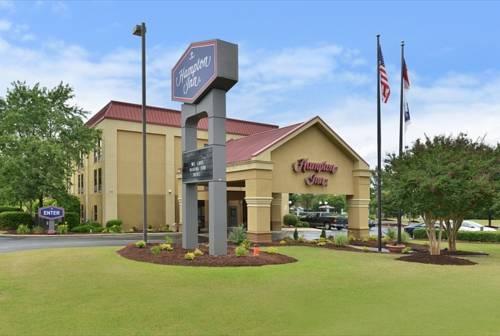 Hampton Inn Raleigh/Clayton I-40 Cover Picture