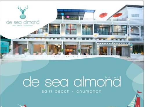 De Sea Almond Cover Picture