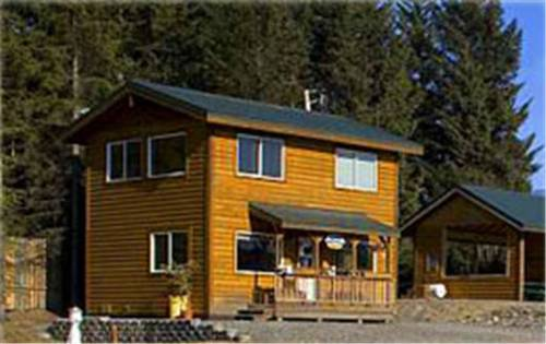 A Fisherman's Resort Cabin Cover Picture