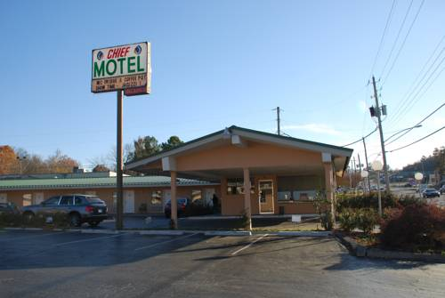 Chief Motel Fayetteville Cover Picture