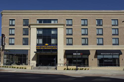 Kent State University Hotel and Conference Center Cover Picture