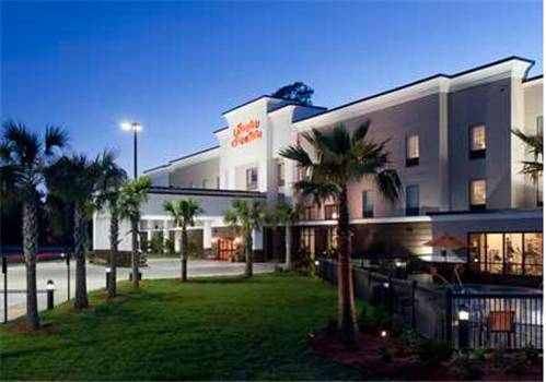 Hampton Inn and Suites Marksville Cover Picture