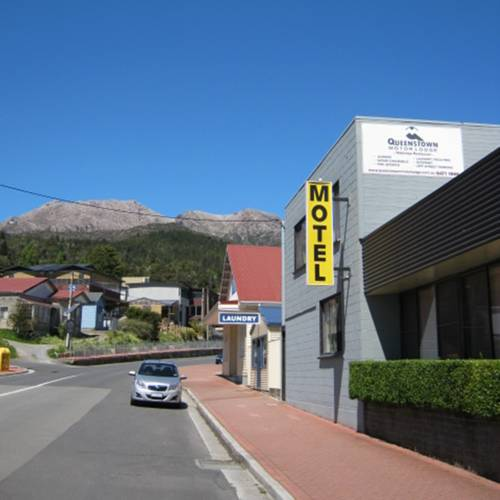 Queenstown Motor Lodge Cover Picture