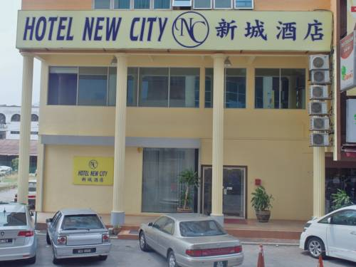 New City Hotel Cover Picture