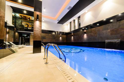 Arena Hotel Spa & Wellness Cover Picture