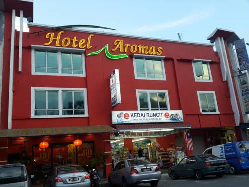Hotel Aromas Cover Picture