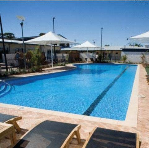 Broadwater Mariner Resort Cover Picture