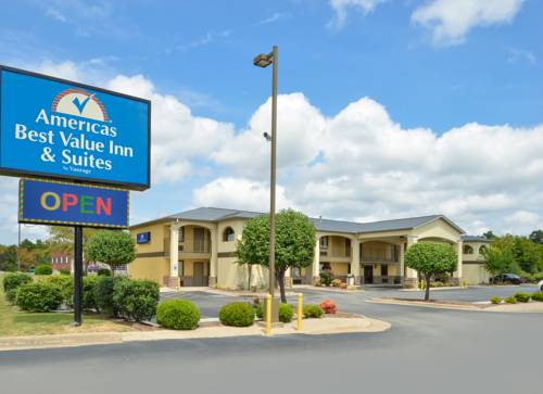 Americas Best Value Inn and Suites Little Rock Cover Picture