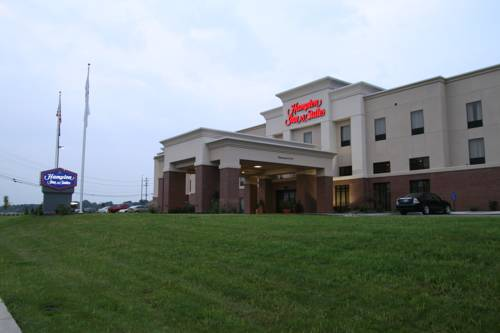 Hampton Inn & Suites Madisonville Cover Picture