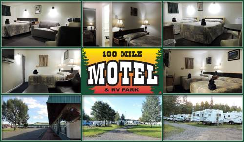 100 Mile Motel & RV Park Cover Picture