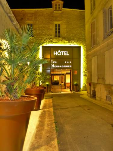 Citotel Hôtel des Messageries Cover Picture