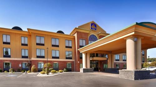Best Western Plus Clearfield Cover Picture
