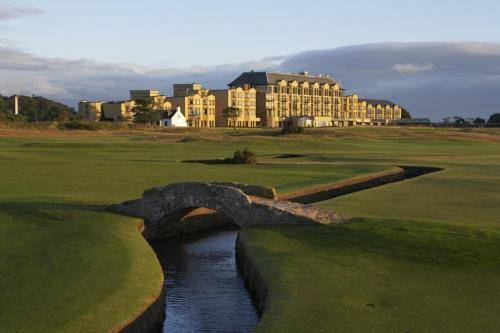 Old Course Hotel St Andrews Cover Picture