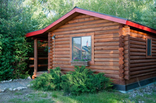 Teton Valley Cabins Cover Picture