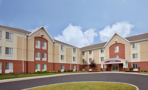 Candlewood Suites Kansas City Cover Picture