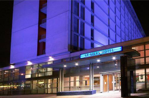 St Giles Heathrow – A St Giles Hotel Cover Picture
