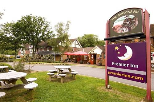 Premier Inn London Gatwick Airport East - Balcombe Road Cover Picture