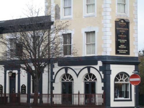 The Barrington Hotel Cover Picture