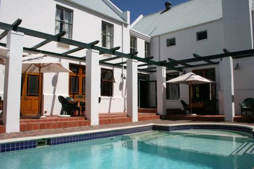 Stellenbosch Lodge Hotel & Conference Centre Cover Picture